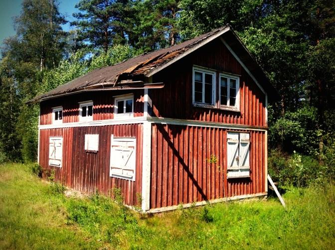 "Broholm eller ""Broen"" i Tofteryd"