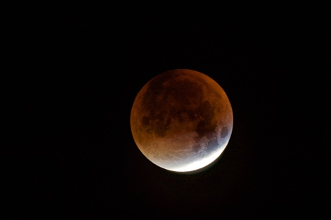 Månen den 28 september kl 04:09