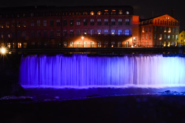 Norrköping Light Festival 2015