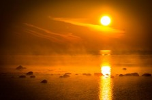 Soluppgång Öland