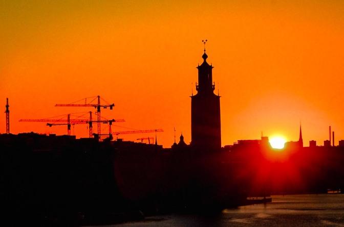 Stockholm – vattnet och båtarnas stad.