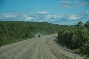 Silvervägen Riksväg 95